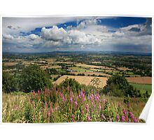 Malvern Hills: July Poster