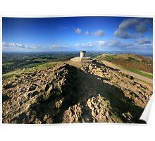 Malvern Hills: Worcestershire Beacon Poster