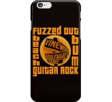 Grand Theft Auto Vinewood Boulevard Radio Fuzzed Design iPhone Case/Skin