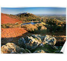 Malvern Hills: Autumn Poster