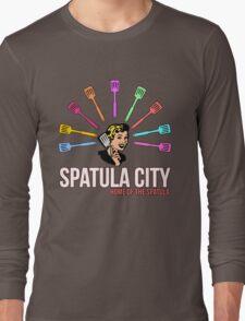 Spatula City Long Sleeve T-Shirt
