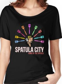 Spatula City Women's Relaxed Fit T-Shirt