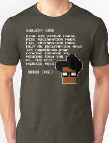 Subject Fire Moss T Shirt T-Shirt