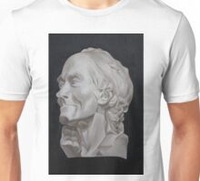 Voltaire Bust Painting Unisex T-Shirt