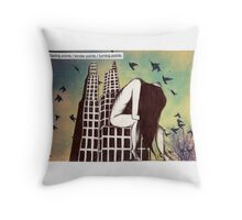 turning points Throw Pillow