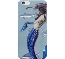 Queen of the sea iPhone Case/Skin