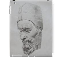 Pope Sketch iPad Case/Skin