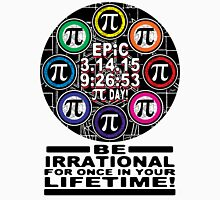 Ultimate Memorial for Epic Pi Day  Symbols Unisex T-Shirt