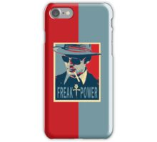 HST- Freak Power iPhone Case/Skin