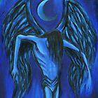 Midnight by Roz Abellera Art Gallery