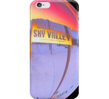 Kyuss ~ Sky Valley X Blues For The Red Sun X Circus iPhone Case/Skin