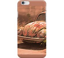 VW rusty-dusty-hot and waiting... 4 U ! iPhone Case/Skin
