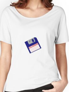 Blank Floppy Women's Relaxed Fit T-Shirt