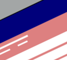 Blank Floppy Sticker