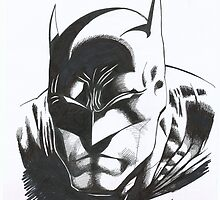 BATMAN by David Lumley