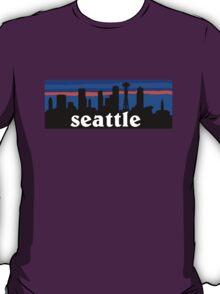 Seattle, skyline silhouette T-Shirt