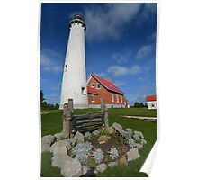 East Tawas Michigan Lighthouse Poster