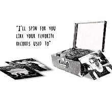 Favorite Record - Fall Out Boy lyrics by Dominique Demetz