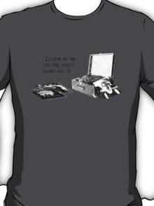 Favorite Record - Fall Out Boy lyrics T-Shirt