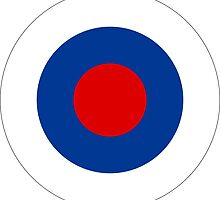 Roundel of the Serbian Air Force, 1915-1918 by abbeyz71