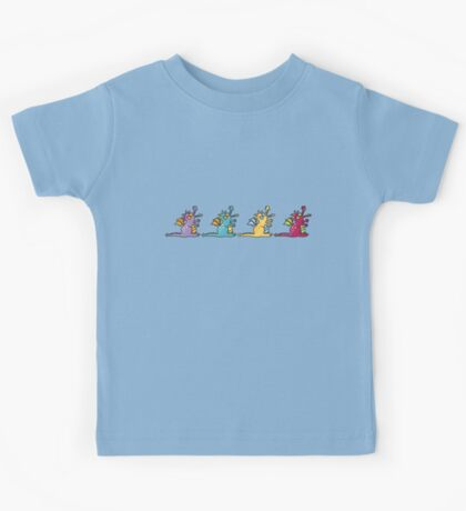4 Magic Dragons Kids Tee