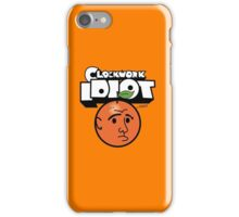 Clockwork Idiot iPhone Case/Skin