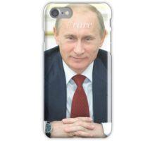 Based Putin iPhone Case/Skin