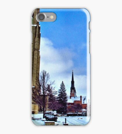 Churches in Fort Wayne iPhone Case/Skin