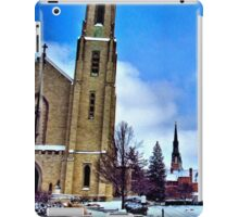 Churches in Fort Wayne iPad Case/Skin