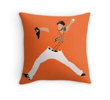 Madison Bumgarner 2 Throw Pillow