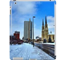 Fort Wayne Street Shot iPad Case/Skin