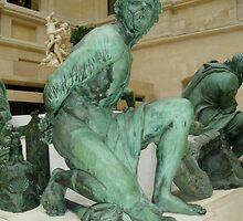 Greek Centurian by AA Fer
