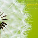 Glorious Dandelion green by NarrelleHarris