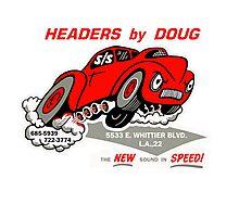 Headers By Doug Photographic Print