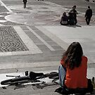 Waiting in Budapest 02 by Adrian Rachele