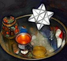 Bowl Of Magic by George  Link