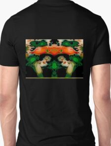 DOUBLE DUTCH GARDENS, abstract photo T-Shirt