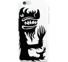 Double Beast iPhone Case/Skin