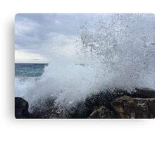 Ligurian Coast 2 Canvas Print