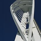 Towering Spinnaker Tower  by lizh467
