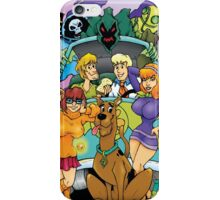 Scooby Doo Gang  iPhone Case/Skin