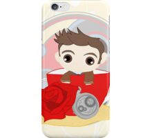 Rose Tea On The Beach iPhone Case/Skin