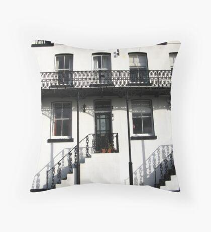 WINDOWS AND DOORS Throw Pillow