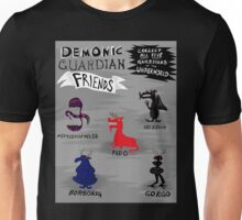 Demonic Guardian Friends! Unisex T-Shirt