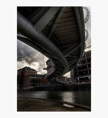Bristol bridge Photographic Print