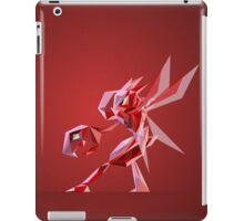 Porymon Scizor   Polygonal Pokemon Series iPad Case/Skin