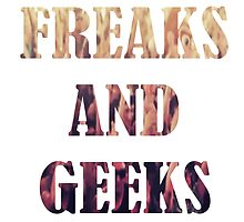 Freaks and Geeks by bjtaylor99