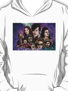 11th Dr. Who  T-Shirt