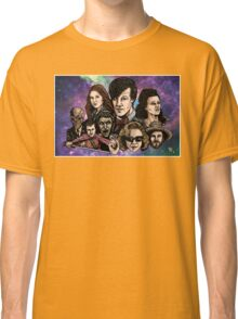 11th Dr. Who  Classic T-Shirt