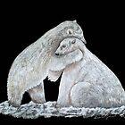 Bear Hug by Diane Giusa
